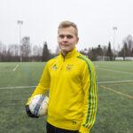 Syksy toi Suomen mestaruuden, tavoitteena siintelee paikka Ilveksen edustusjoukkueessa