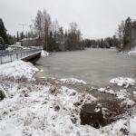 Längelmäveden vedenkorkeus nousee kohti ajankohdan keskimääräistä tasoa