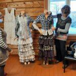 Parsiminen ja paikkaus ovat taas in – Auviselta mallia myös tekstiilien tuunaukseen