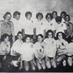 50 vuotta sitten: Kotipihaleikistä Suomensarjaotteluihin – Ponnistuksen naislentopalloilulla purjetuulta