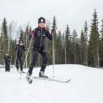 Hiihto ja kävely nousivat kärkeen talvisten liikuntamuotojen listalla