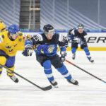 Kasper Simontaival iloitsee MM-pronssista, vaikka välierätappio olikin pettymys