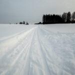 Peltolatuja on saatu hiihtokuntoon – jäälle ei ole vielä asiaa