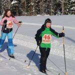 Pöntöt riittivät juuri ja juuri – Mäkimaan Muhku joutui siirtämään hiihtonsa väljempiin tiloihin Päijälän Pirtille