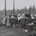 Lottajärjestön perustamisesta 100 vuotta – Lottagalleriassa voi tutustua järjestön jäsenten elämäntarinoihin