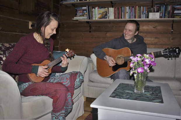 Marja-Leena, Elias Kortesalmi