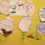 Kanoja, narsisseja ja yksi karvainen noita – tältä näyttää Oriveden Sanomien lukijoiden pääsiäinen