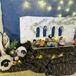 Korkeakosken Pikkukirkon nukkerakennelmat herättävät eloon pääsiäisen ajan tapahtumat – seurakunnan pääsiäisviikon tapahtumat välitetään koteihin suoratoistona