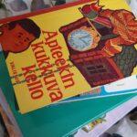 Lukemiseen innostetaan Orivedelläkin kaikenikäisiä lapsia monin eri konstein – pääajatuksena välittää tunne, että lukeminen on mukavaa