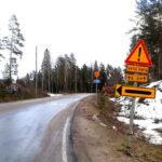 Keväälle ennustetaan pahaa kelirikkoa – puutavarakuljetukset saattavat tuoda painorajoitusten tarvetta Oriveden seudulle