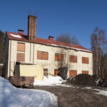Vanha nahkatehtaan ja leipomon rakennus on määrä purkaa tämän vuoden aikana
