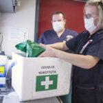 Joukkorokotusten lähestyminen kasvattaa hoitajien tsemppihenkeä – vanhusväestön ja riskiryhmien rokotukset loppusuoralla Orivedellä