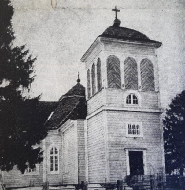 Vanha vuosikerta, Eräjärven kirkko