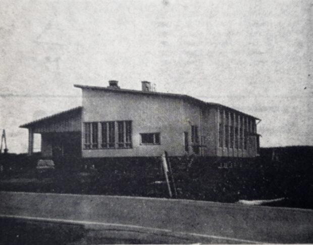 Vanha vuosikerta, Taiston talo