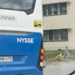 Bussi-Manninen tulee mukaan Nyssen lippujärjestelmään