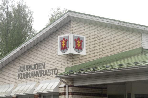 Juupajoen kunnanvirasto. Kuva: Markus Puolakanaho.