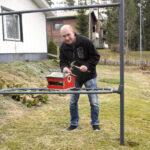 """Jyri Turpeinen haluaa Oriveden apatian tilalle energiaa – """"Sanon sen nyt suoraan, että tässä kylässä on ihan oikeasti munaa"""""""