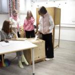 Oriveden yhteiskoulun varjovaaleissa opeteltiin äänestämistä – yli puolet 9.-luokkalaisista äänesti