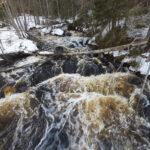Vedenkorkeus on Längelmävedellä jo lähes huipussaan – tulvavahinkojen riski jää pieneksi