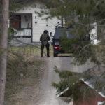 Juupajoen Pirttikankaalla Lylyn rajamailla on meneillään usean poliisipartion tehtävä – Oriveden Sanomien toimittajan mukaan poliisit ovat varustautuneet raskaasti