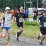 Helle ei huolestuttanut Västilän maratonilla– nesteen haihtuminen pitää korvata, suolaa unohtamatta
