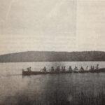 50 vuotta sitten: Siitamassa soudeltiin kirkkoveneellä