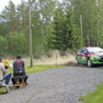 PC-Racingin juhlaralli kulkee myös Oriveden sorateillä