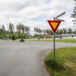 Sairaalantien ja Mäntykalliontien risteyksen turvallisuusparannus suunnitteluun