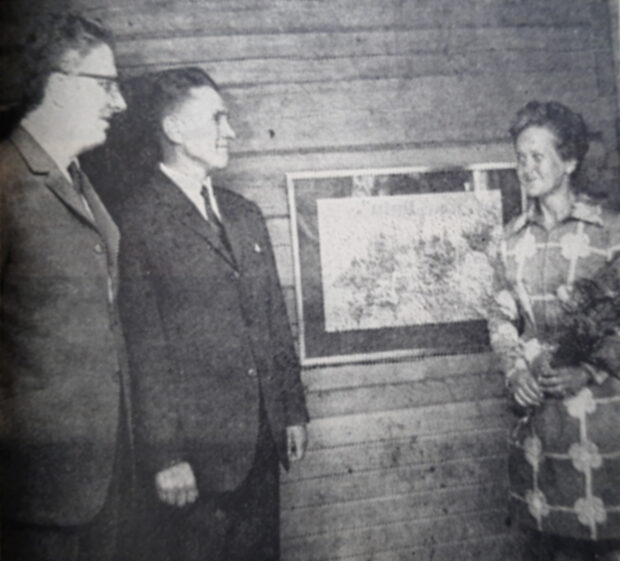 vanha vuosikerta, Aune Koppanen