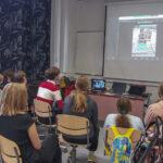 Virtuaalinen Kreikan matka vei piknikille ja Ateenan nähtävyyksien äärelle