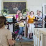 Eräjärven kirkon 200-vuotisjuhlajumalanpalvelus esitetään tv:ssä sunnuntaina