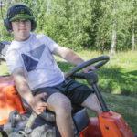 Pasi Lindström hankki itselleen ammatin – se on jokaisen nuoren oikeus