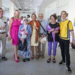 Yhteinen taidenäyttely kokosi kenkätehtailija Edvard Walleniuksen sisarusten jälkeläiset Wapriikkiin