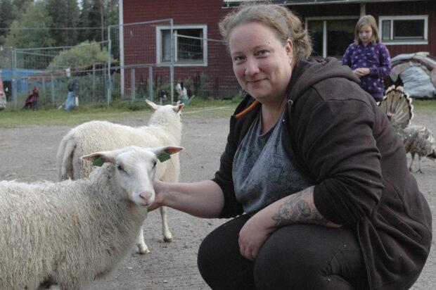 Järvensivun tila, Anu Andersson