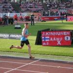 Kolme Ponnistuksen urheilijaa Ruotsi-otteluun Tukholmaan, ottelijoilla ohjelmassa kolme lajia