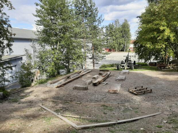Perinnemuseo, Paltanmäki