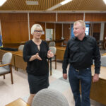 Taija Heletoja ja Pekka Rae jatkavat Juupajoen kärkikaksikkona – puheenjohtajuudet vaihtuivat