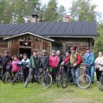 Lukijan juttu: Pyöräilyä Mäkimaassa ja muutama rajanylitys
