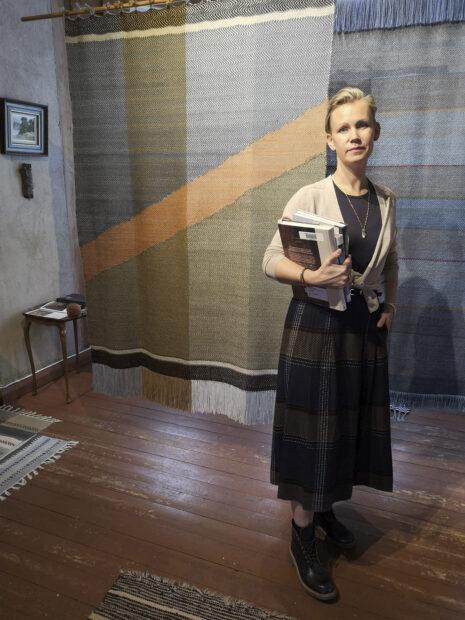 Tytti Peltoniemen näyttely