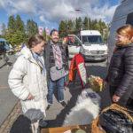 Oriveden torilla kävi kuhina – suomalaisen ruuan äärelle voisi kokoontua useamminkin