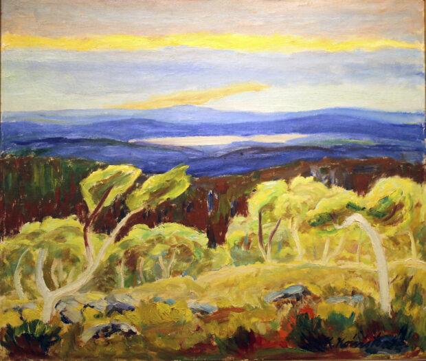 Kullervo Koivisto, näyttely