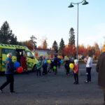 Lukijan juttu: Makkaraa, ilmapalloja ja ambulanssi – niistä oli satavuotiskekkerit tehty