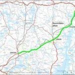 Talviaisiin ja Länkipohjaan esitetään valtatien 9 oikaisua – nyt valmistuneisiin valtatien suunnitelmaluonnoksiin odotetaan tienkäyttäjiltä ja asukkailta mielipiteitä